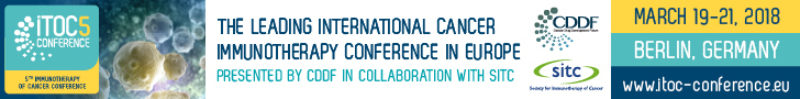 ITOC 5th edition international cancer immunotherapy conference